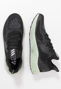 adidas Performance - ALPHAEDGE 4D  - Neutrala löparskor - core black/footwear white - 1