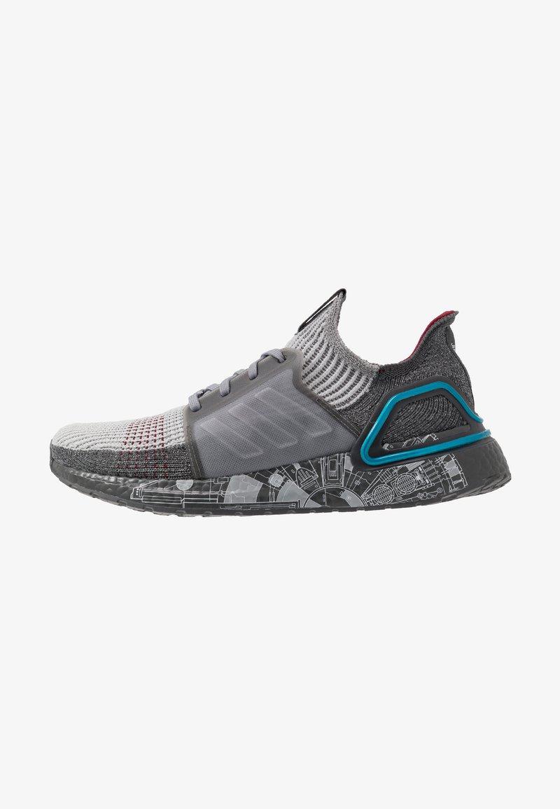adidas Performance - UB19 STAR WARS MILLENNIUM - Hardloopschoenen neutraal - grey five/grey two/bright cyan
