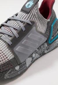 adidas Performance - UB19 STAR WARS MILLENNIUM - Hardloopschoenen neutraal - grey five/grey two/bright cyan - 6
