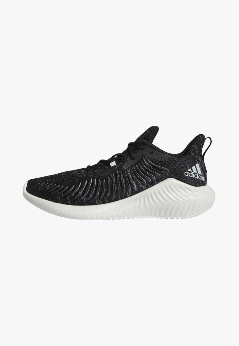 adidas Performance - ALPHABOUNCE+ RUN EM SHOES - Sneaker low - white