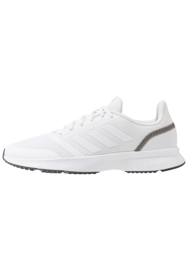 NOVA FLOW - Neutrala löparskor - footwear white/grey six