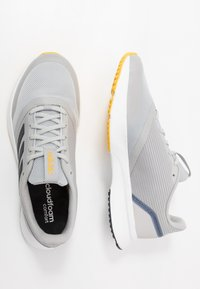 adidas Performance - NOVA FLOW - Neutral running shoes - grey two/legend ink/yellow - 1