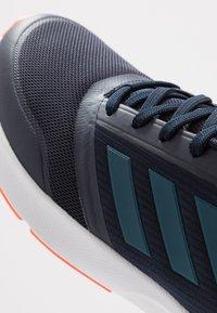 adidas Performance - NOVA FLOW - Zapatillas de running neutras - legend ink/tech mint/signal coral - 5