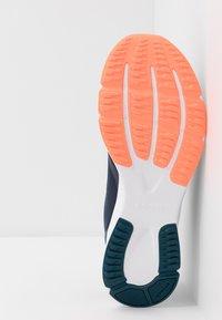adidas Performance - NOVA FLOW - Zapatillas de running neutras - legend ink/tech mint/signal coral - 4
