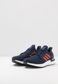 adidas Performance - ULTRABOOST 20 - Chaussures de running neutres - collegiate navy/solar red/royal blue - 2