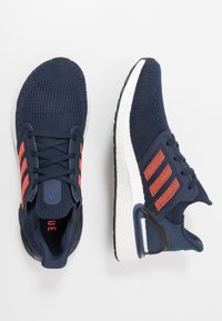 adidas Performance - ULTRABOOST 20 - Neutrale løbesko - collegiate navy/solar red/royal blue - 1