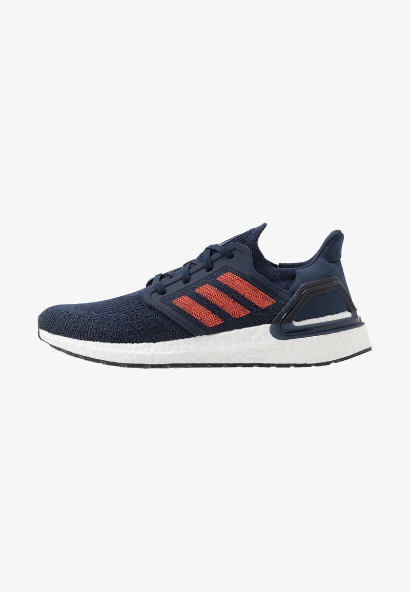 adidas Performance - ULTRABOOST 20 - Chaussures de running neutres - collegiate navy/solar red/royal blue