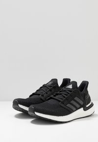 adidas Performance - ULTRABOOST 20 - Neutral running shoes - core black/night metallic/footwear white - 2