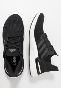adidas Performance - ULTRABOOST 20 - Neutral running shoes - core black/night metallic/footwear white - 1