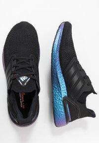 adidas Performance - ULTRABOOST 20 - Zapatillas de running neutras - core black/blue violet metallic - 1