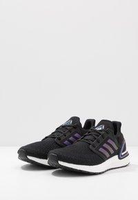adidas Performance - ULTRABOOST 20 - Zapatillas de running neutras - core black/footwear white - 2