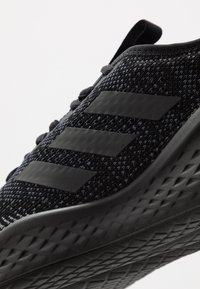 adidas Performance - FLUIDFLOW - Neutral running shoes - core black/grey six/onix - 5