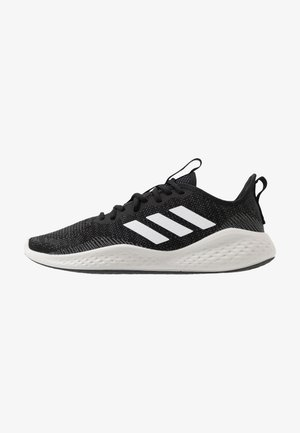 FLUIDFLOW - Neutral running shoes - core black/footwear white/grey six
