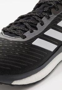 adidas Performance - SOLAR DRIVE 19 - Zapatillas de running neutras - core black/footwear white/grey six - 5