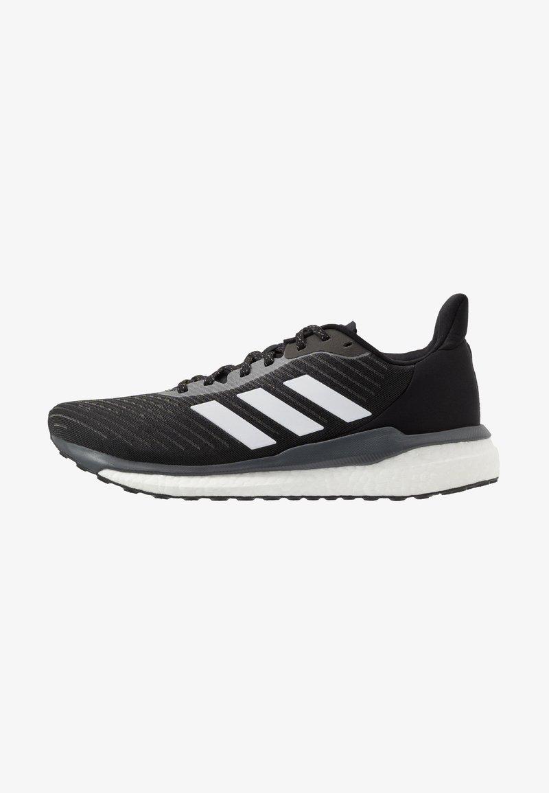 adidas Performance - SOLAR DRIVE 19 - Zapatillas de running neutras - core black/footwear white/grey six