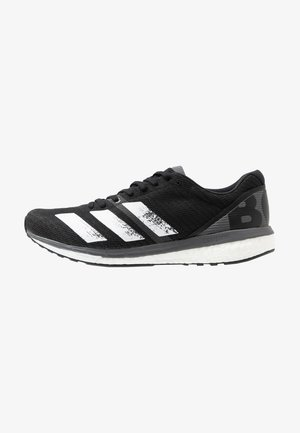 ADIZERO BOSTON 8 - Laufschuh Wettkampf - core black/footwear white/grey five