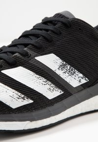 adidas Performance - ADIZERO BOSTON 8 - Zapatillas de competición - core black/footwear white/grey five - 5