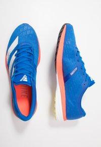 adidas Performance - ADIZERO RC 2 - Juoksukenkä/kisakengät - glow blue/core white/solar red - 1
