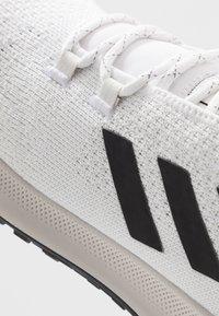 adidas Performance - SENSEBOUNCE ACE  - Nøytrale løpesko - footwear white/core black/crystal white - 5