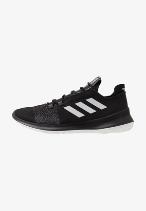 SENSEBOUNCE ACE  - Neutral running shoes - core black/footwear white/grey six