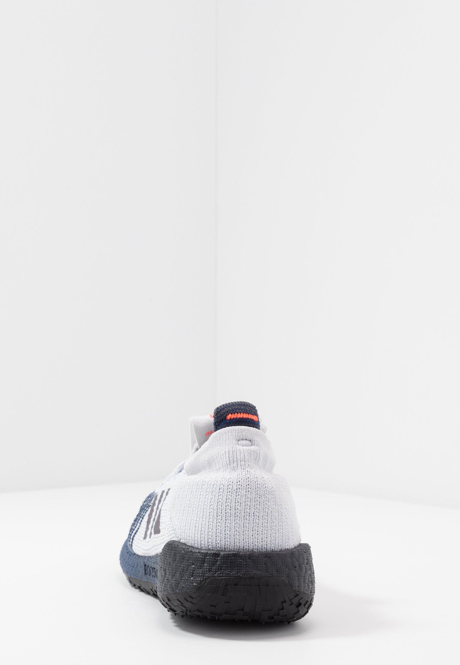 adidas Performance PULSEBOOST HD - Nøytrale løpesko - dark ash grey/blue vime/tech indigo