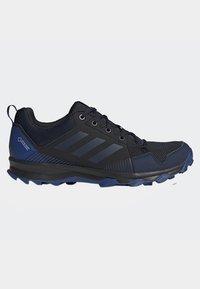 adidas Performance - TERREX TRACEROCKER GTX SHOES - Trail running shoes - blue - 9