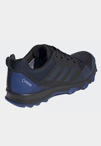 adidas Performance - TERREX TRACEROCKER GTX SHOES - Trail running shoes - blue - 4