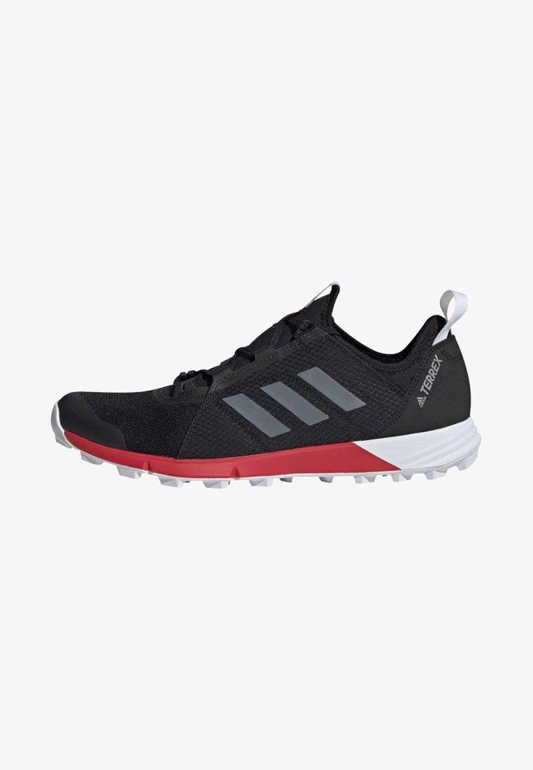 adidas Performance - TERREX SPEED TRAIL RUNNING SHOES - Laufschuh Trail - black