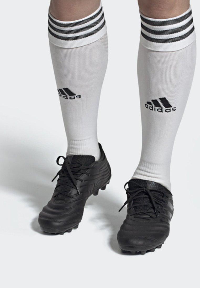 adidas Performance - COPA 19.3 ARTIFICIAL GROUND BOOTS - Fußballschuh Nocken - black