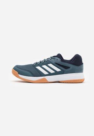 SPEEDCOURT INDOOR SPORTS - Obuwie do siatkówki - legend blue/footwear white/legend ink