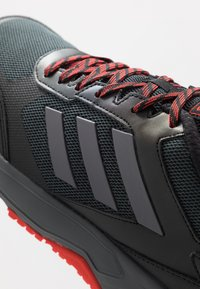 adidas Performance - ROCKADIA TRAIL 3.0 - Zapatillas de trail running - core black/bright metallic/grey six - 5
