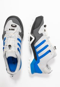 adidas Performance - TERREX SWIFT R2 GORE-TEX - Trail running shoes - grey two/glow blue/core black - 1