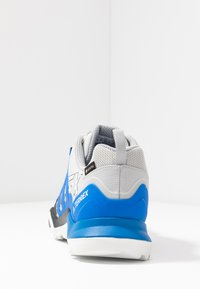 adidas Performance - TERREX SWIFT R2 GORE-TEX - Trail running shoes - grey two/glow blue/core black - 3
