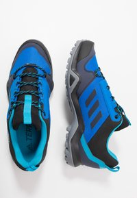 adidas Performance - TERREX AX3 - Scarpa da hiking - glow blue/legend ink/shock cyan - 1