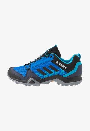 TERREX AX3 - Scarpa da hiking - glow blue/legend ink/shock cyan