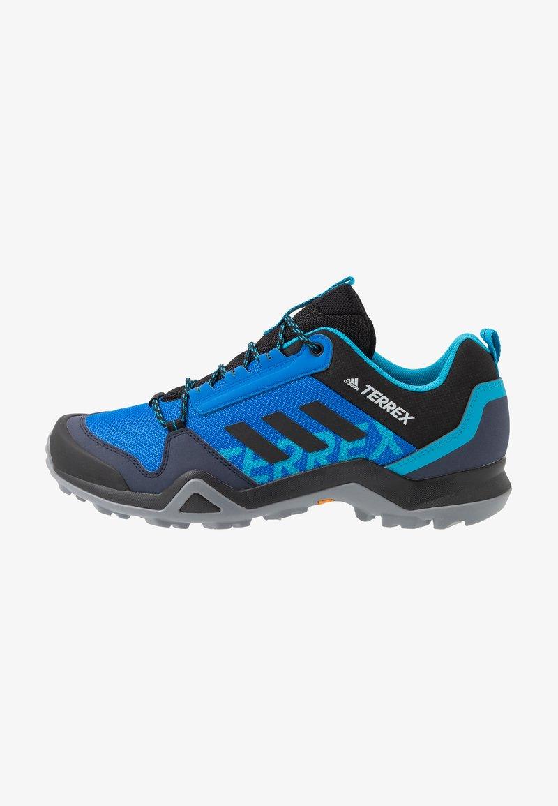 adidas Performance - TERREX AX3 - Scarpa da hiking - glow blue/legend ink/shock cyan