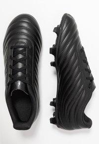 adidas Performance - COPA 20.4 FG - Voetbalschoenen met kunststof noppen - core black/dough solid grey - 1