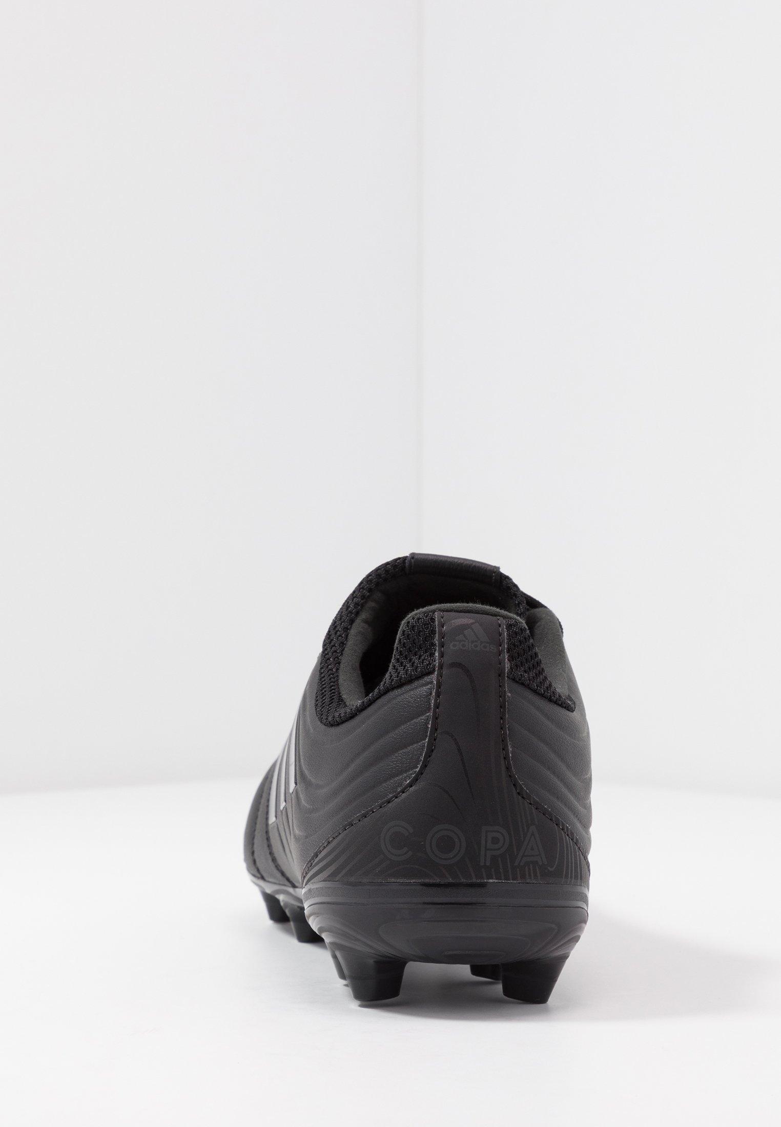 Adidas Performance Copa 20.3 Fg - Fotbollsskor Fasta Dobbar Core Black/grey