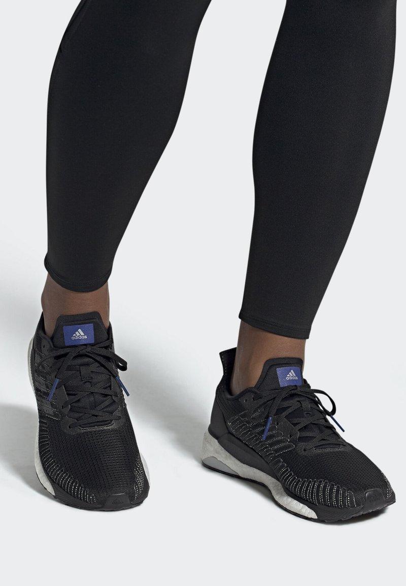 adidas Performance - SOLARBOOST 19 SHOES - Hardloopschoenen neutraal - black