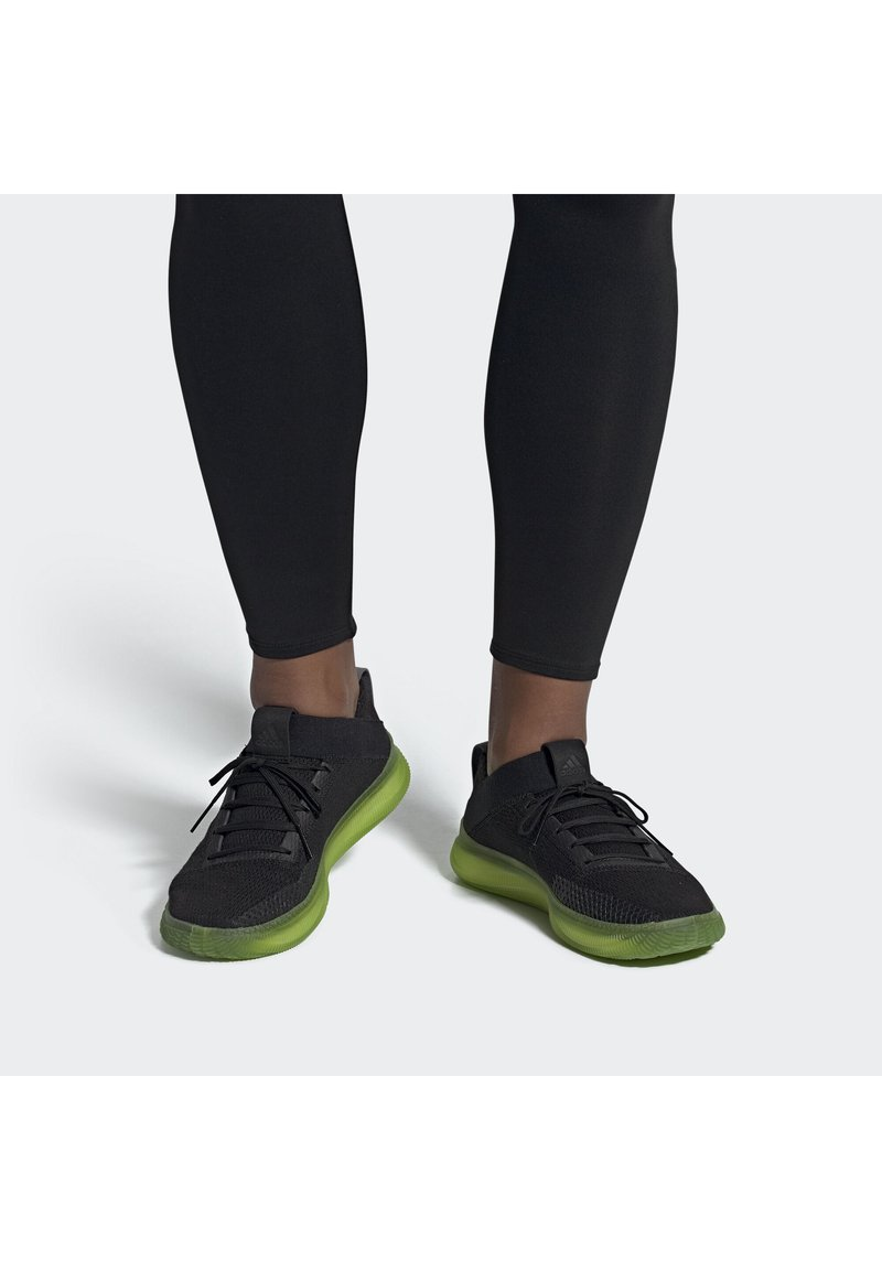 adidas Performance - PUREBOOST TRAINER SHOES - Neutrale løbesko - black