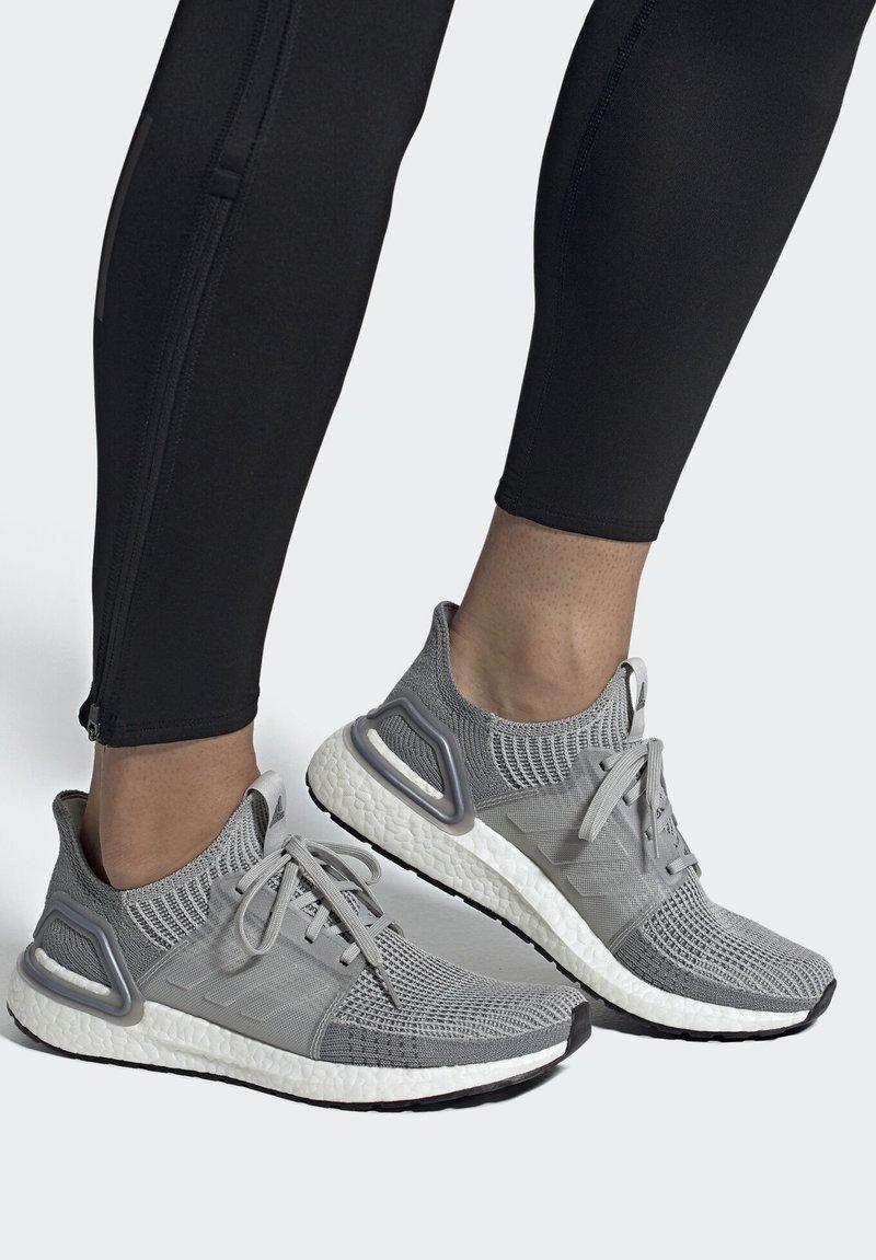 adidas Performance - ULTRABOOST 19 SHOES - Scarpe running neutre - grey