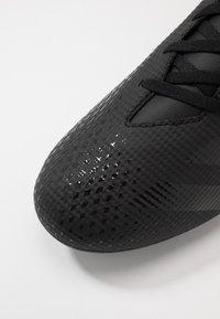 adidas Performance - PREDATOR 20.4 FXG - Voetbalschoenen met kunststof noppen - core black/dough solid grey - 5