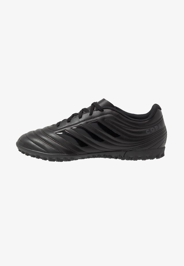 COPA 20.4 TF - Fußballschuh Multinocken - core black/solid grey