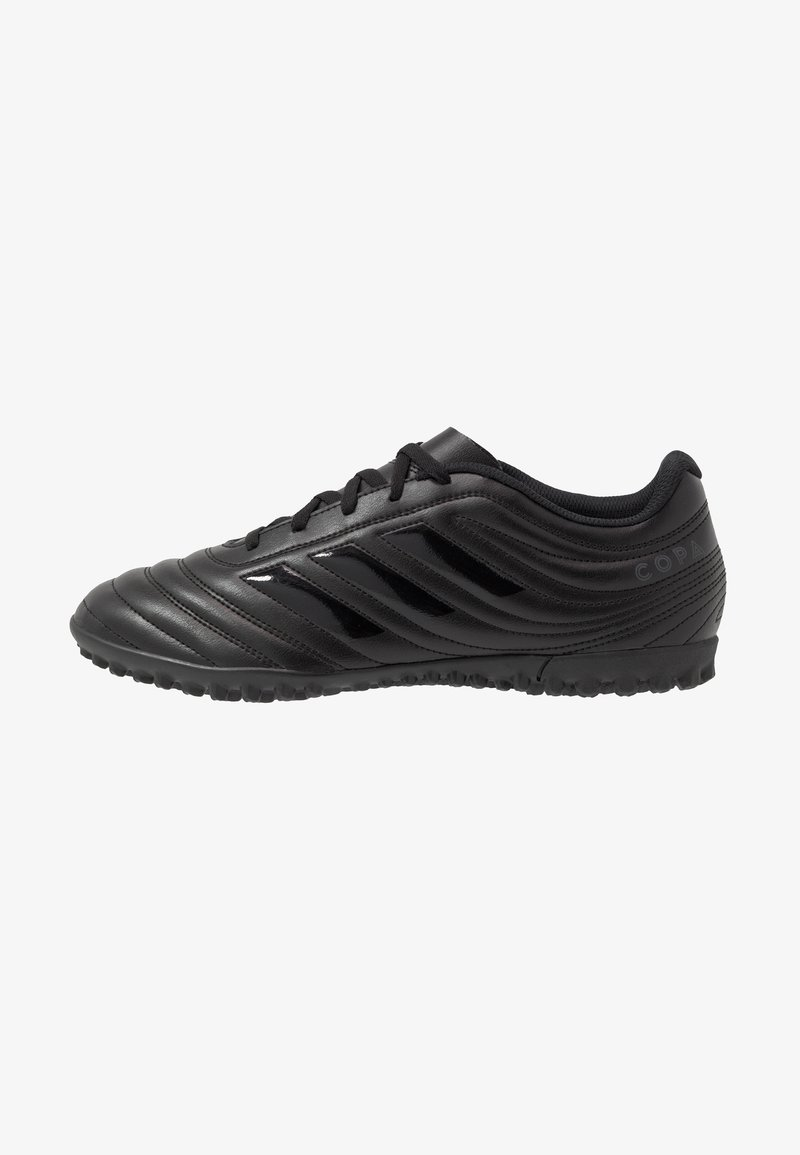 adidas Performance - COPA 20.4 TF - Korki Turfy - core black/solid grey