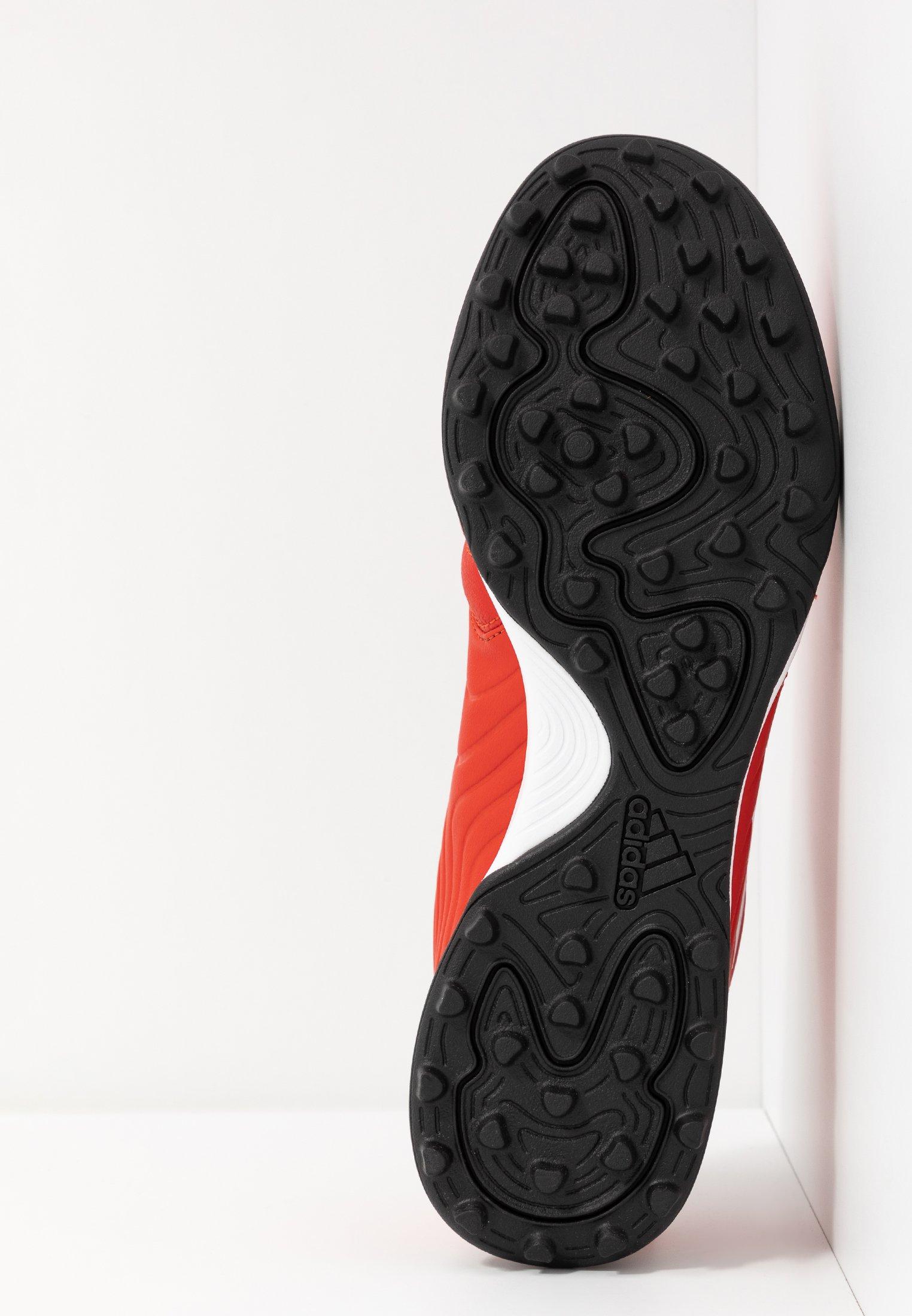 Adidas Performance Copa 20.3 Tf - Fotbollsskor Universaldobbar Active Red/footwear White/core Black