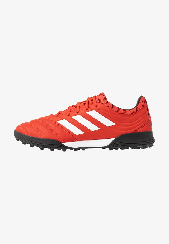 COPA 20.3 TF - Fußballschuh Multinocken - active red/footwear white/core black
