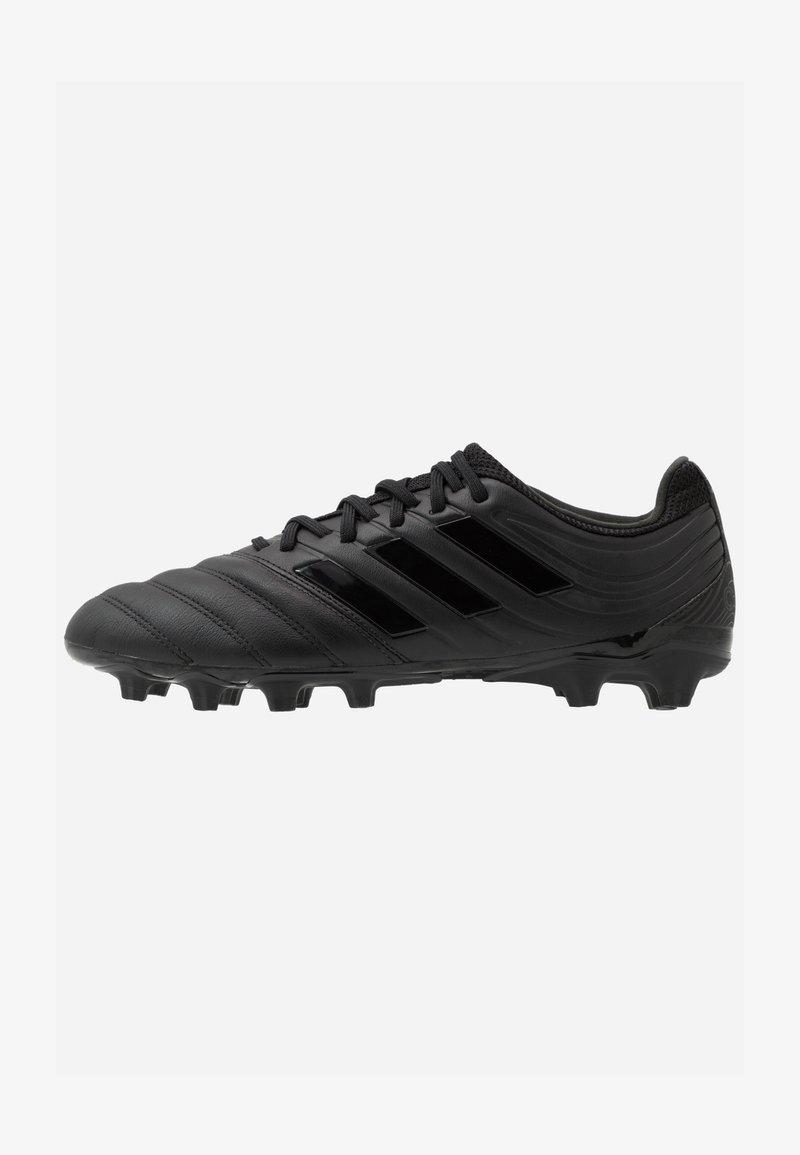 adidas Performance - COPA 20.3 MG - Voetbalschoenen met kunststof noppen - core black/solid grey