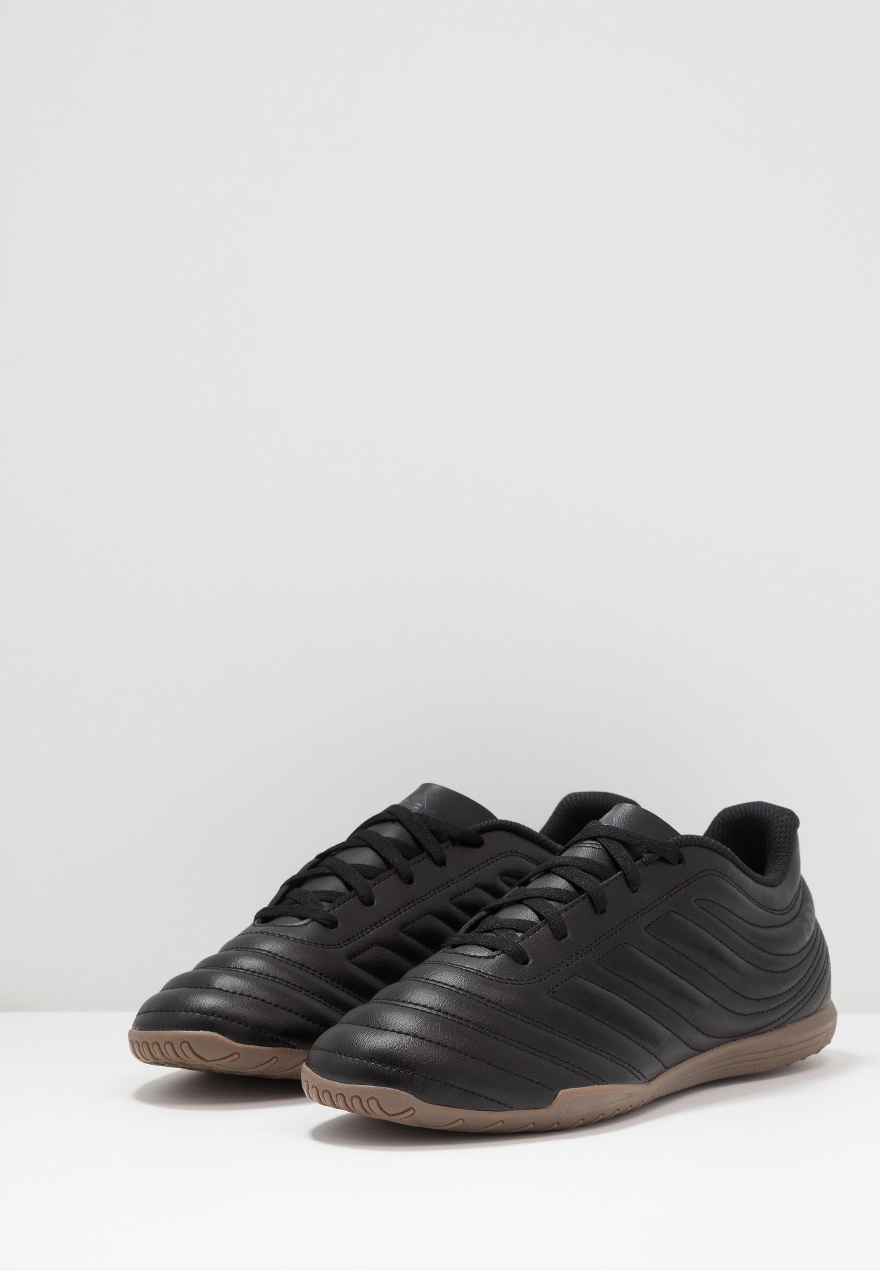 adidas Performance COPA 20.4 IN - Scarpe da calcetto - core black/solid grey wpYwnWY4