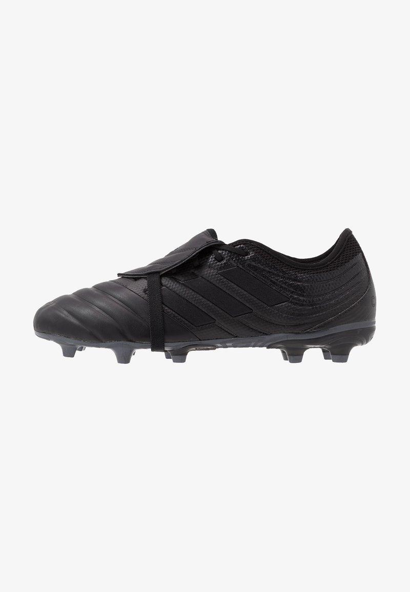 adidas Performance - COPA GLORO 20.2 FG - Botas de fútbol con tacos - core black/dough solid grey