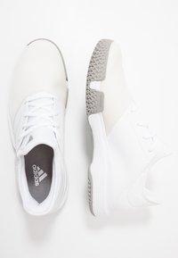 adidas Performance - GAMECOURT BARRICADE CLOUDFOAM TENNIS SHOES - Allcourt tennissko - footwear white - 1